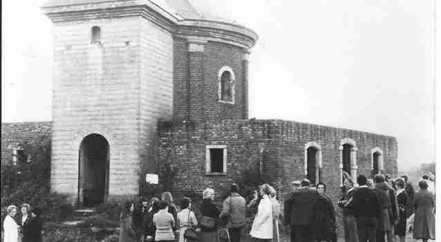 50 jaar geleden: een kapeltuin